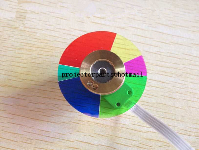 (NEW) Original Projector Colour Color Wheel Model For Infocus X9 color wheel new original dlp projector colour color wheel model for viewsonic pjd6531w color wheel
