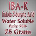 Ácido indol butírico Ácido indol-3-butírico IBA Rhizotonic Clonex IBA-K agua