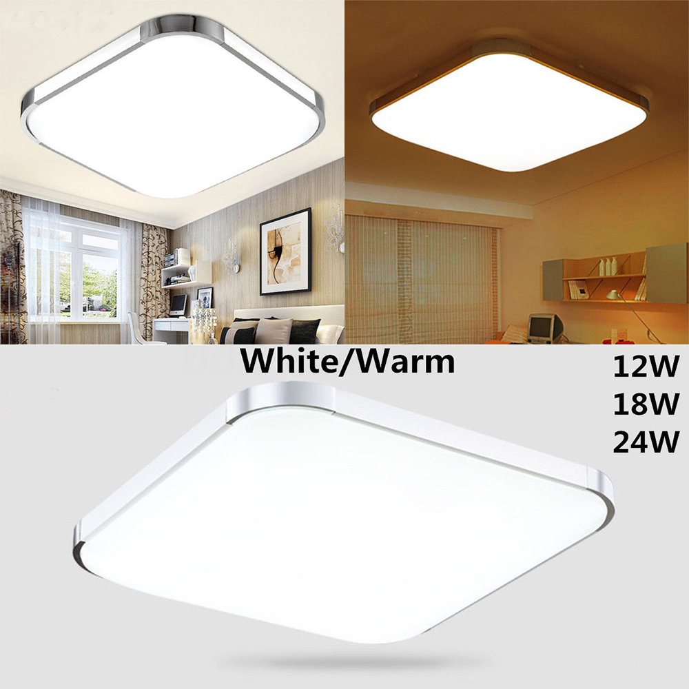 12W Modern Led Ceiling Lights For Living Room Bedroom Kitchen Luminaria Led Ultra-thin 8CM Hall Luminaria Led Ceiling Lamp homelover modern led ceiling lights for living room bedroom kitchen luminaria led ultra thin hall luminaria led ceiling lamp