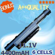 Bateria para Acer 4400 MAH Aspire E1 V3 5252 5252g 5253 5253g 5333 5333g 5336 5336g T 5551 5551g 5552 5552g 5552tg 5552z