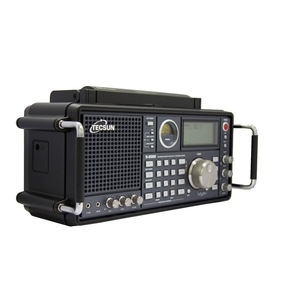 Image 2 - Tecsun S 2000 2 kanal dijital ayar masa üstü amatör amatör radyo SSB çift dönüşüm PLL FM/MW/SW/ LW hava tam bant