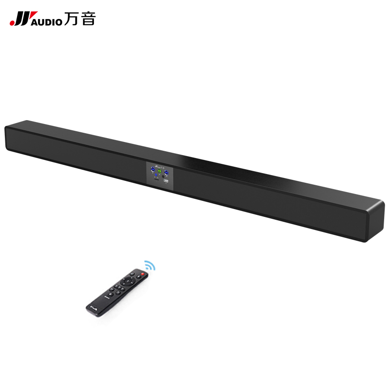 JY Audio A1S TV Soundbar Professional Home Theatre Speakers with Subwoofer Surround Sound System Stereo Speaker for TV PC Tablet