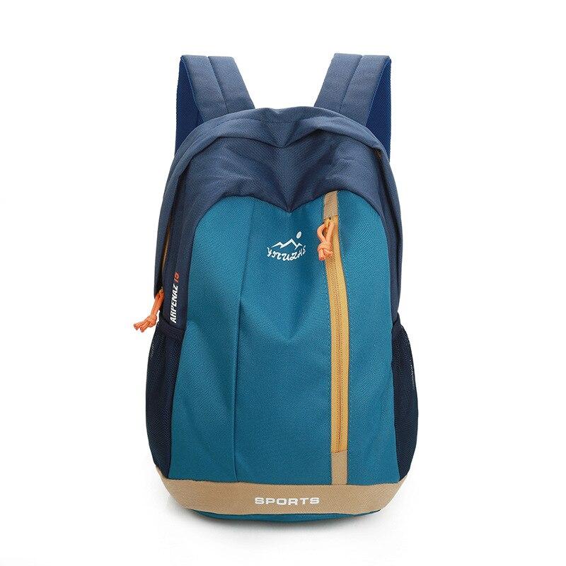 Casual Softback Backpack Waterproof Nylon Fabric 15L&20L Backpacks For Adult&Children Travel Backpack men Children Backpacks