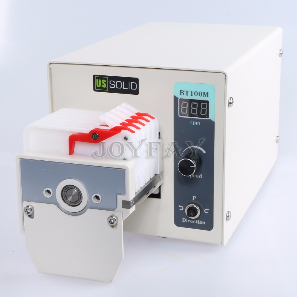 Peristaltic Pump BT100M MC5 10 Roller 0.00067 - 32 ml/min per channel 5 channel ствол для hatsan bt 65 5 5
