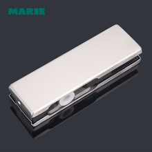 Super Quality Down Clamp Patch Fitting For Glass Door Connection Between Floor Spring and