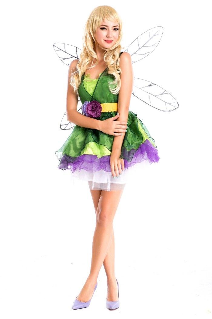 Арзан сексуалдық гүлдер fairy organza - Костюмдер - фото 3