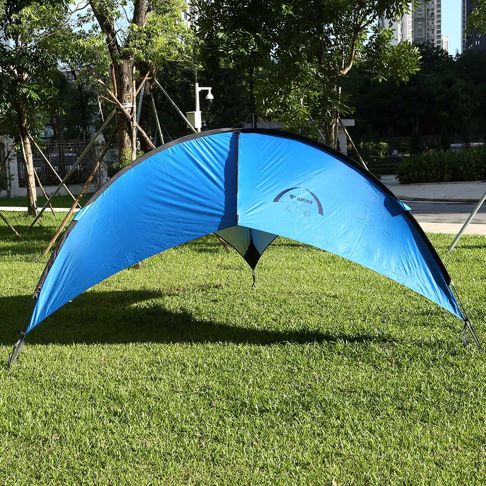 Bluefield 6 8 Person Quick Setup Beach Canopy Tent Uv