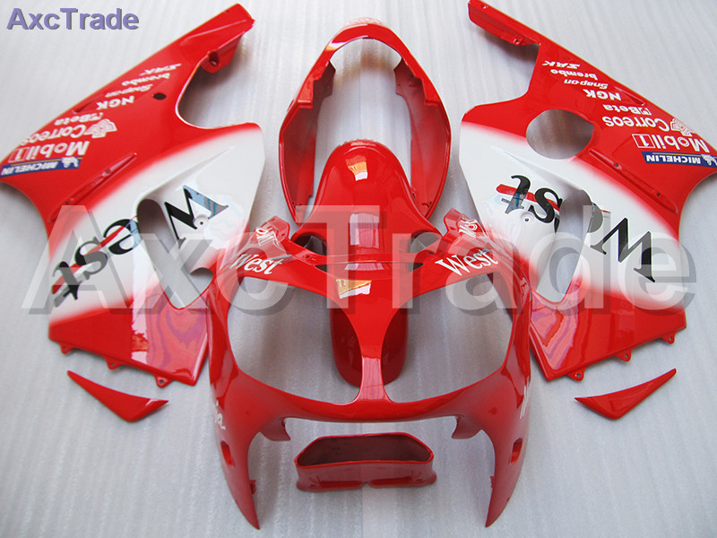 Plastic Fairing Kit Fit For Kawasaki ZZ-R 1200 ZX12R ZX-12R 2000 2001 00 01 Fairings Set Custom Made Motorcycle Bodywork Red high grade for kawasaki zx12r fairings 2000 ninja zx12 fairing 2001 zx 12r 00 01 green flame in glossy black sm17