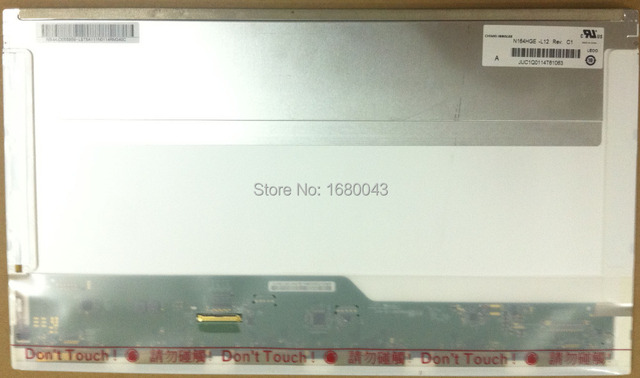 "Envío gratis N164HGE-L12 1920 * 1080 n164hge-l11-l21 n164hge para SONY VAIO VPC-F22 series 16.4 "" LCD del nuevo ordenador portátil LED LCD pantalla"