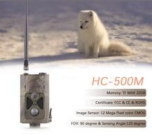 HC 500 м фото ловушка Камера MMS 940nm дикий huntintrail Камера MMS GPRS фото ловушки 120 градусов широкий угол обзора Камера ловушка Trail