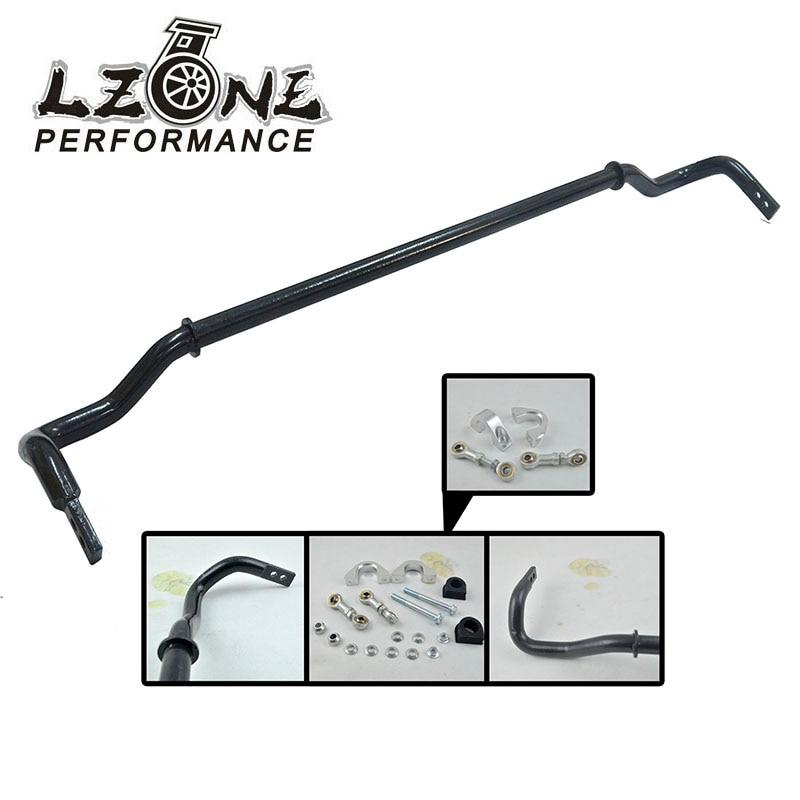 LZONE-barre stabilisatrice 24mm 92-00 EG EK pour Honda Civic 94-01 pour Acura Integra DC2 + Kit de liaison d'extrémité JR1013