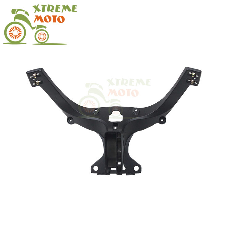 Aluminum Motorcycle Front Upper Fairing Bracket Stay Racer Light For Ducati 848 1098 1098R 2008-2011 08 09 10 11 motorcycle front