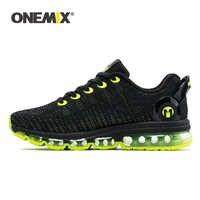 ONEMIX Männer Laufschuhe Discolour Mesh Bunte Reflektierende Vamp Atmungsaktiv Turnschuhe Für Outdoor Sport Jogging Walking Schuh