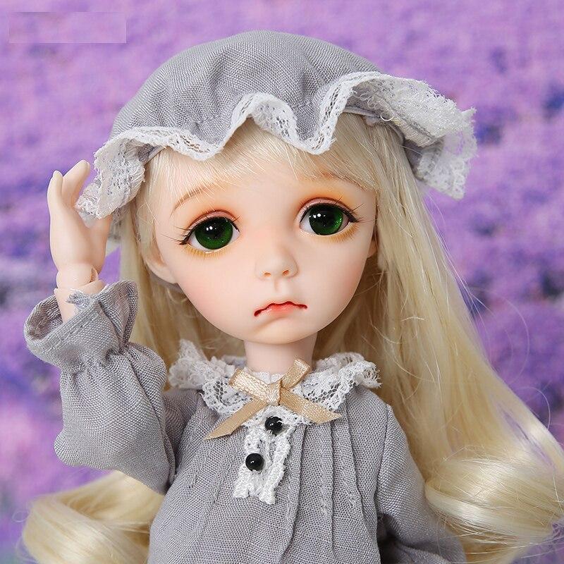 Imda2.6 Colette 1/6 BJD SD Doll Body Girls Boys Resin