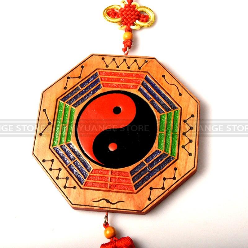 Fengshui Kompass Bagua Spiegel Yinyang Zeichen Glucksbander