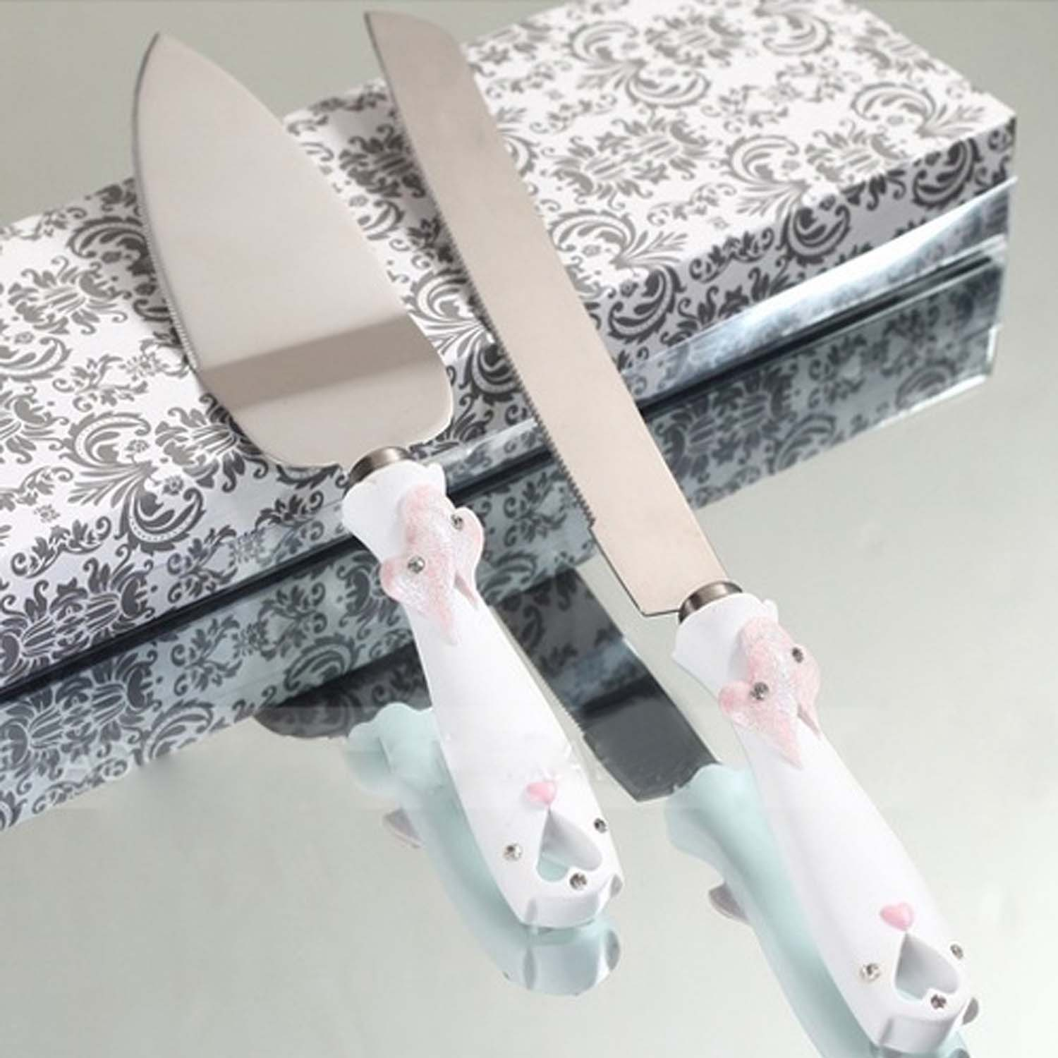 pare prices on cake knife box online shopping low price