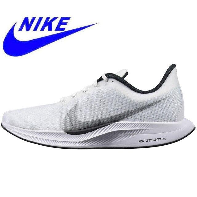 4e849652 Дышащие износостойкие Nike Air Zoom Pegasus 35 Turbo 2,0 мужские кроссовки,  новая спортивная