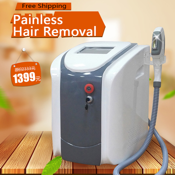 IPL Hair Removal Machine OPT Functions 3 in 1 Filters Skin Rejuvenation Acne Treatemnt Cold Gel For All Beauty Machines