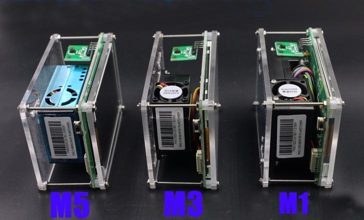 monitoraggio M5 LCD sconto 4