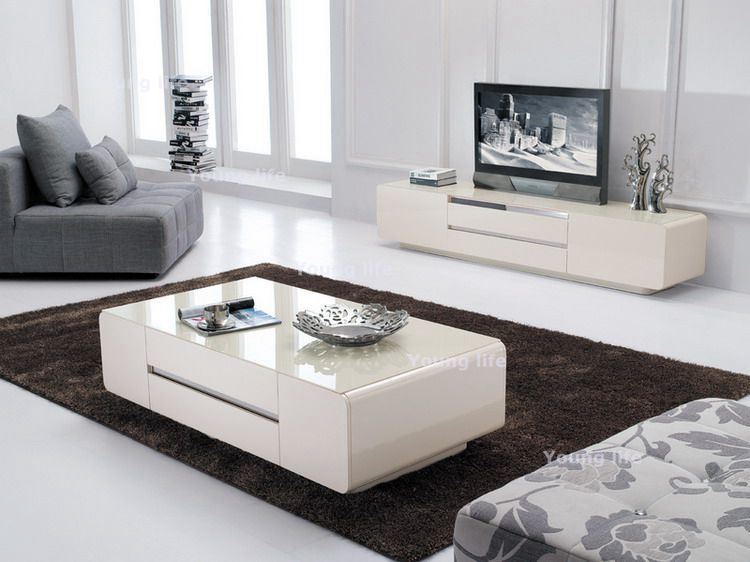 Simple and elegant Coffee table + TV table set (S467) Wholsale only ...