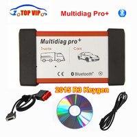 5pcs DHL Free Multidiag Pro High Quality 2015 R1 Version Bluetooth Tcs CDP Pro Plu Obd2