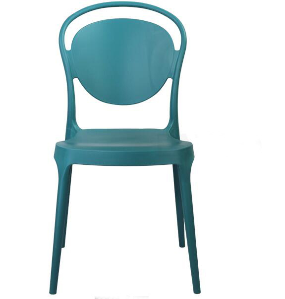 YINGYI Hot Selling Modern Plastic Dining Chair Without Arms Free Shipping