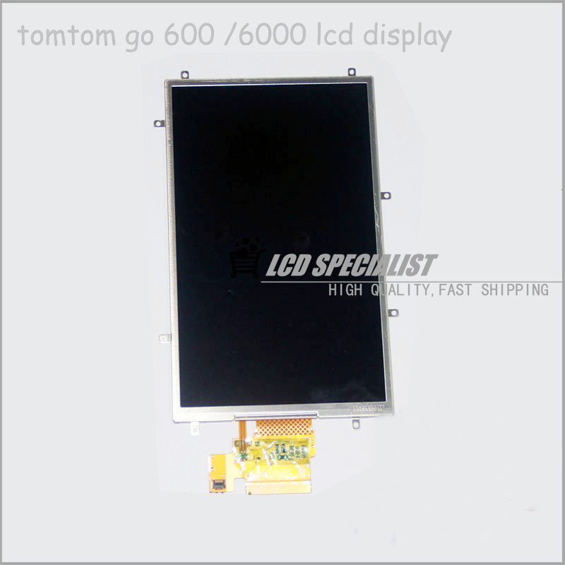 ФОТО Parts for Tomtom go 600 6000 LCD Display Screen Panel Parts Replacement
