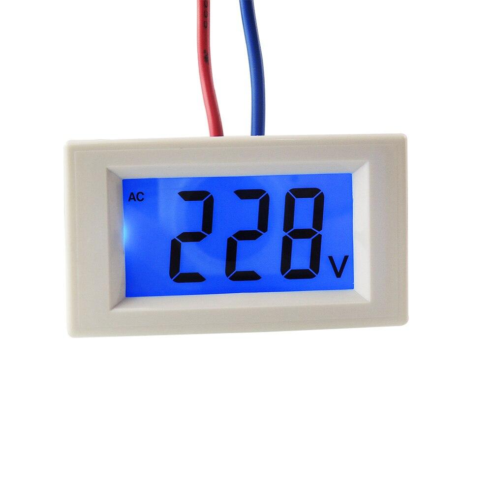 схема на pic до 220v цифрового вольтметра
