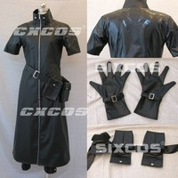Final Fantasy XIII Noctis Lucis Caelum Cosplay Costume Halloween Uniform Custom Any Size Full Set