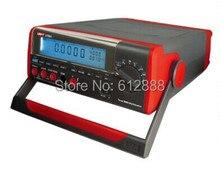1x UNI-T UT804 Bench Top Digital Multimeter Volt Amp Ohm Capacitance Temp Tester uni t ut803 ut 803 bench top digital multimeter volt amp ohm capacitance temp tester