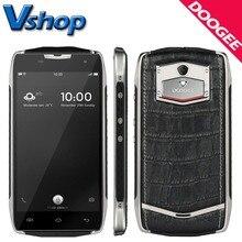 DOOGEE T5 Lite 4 Г LTE Мобильный Телефон Android 6.0 2ГБ RAM 16ГБ ROM MTK6735 Окта основные 4500 мАч Батареи Водонепроницаемый Мобильный телефон смартфон