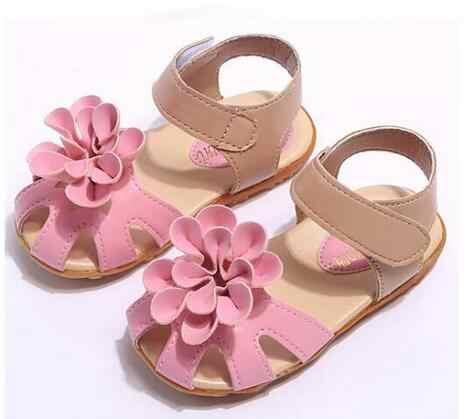 a494974809739 Nouveau 2019 été fille sandales chaussures sandales antidérapantes taille  21-30 bébé sandales