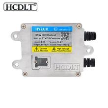 HCDLT AC 35 Вт Быстрый старт HID ксеноновый Балласт реактор Hylux A2088 цифровой тонкий балласт для 35 Вт Yeaky Cnlight Heartray Xenon HID комплект
