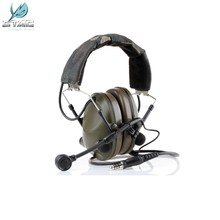 Z-TAC Neckband Headset Sound-Trap Headset Military