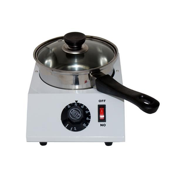 1 Stove Electric Chocolate Melting Machine Ce Roved Automatic Temperature Control