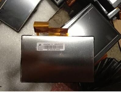 imágenes para 67Pin 4.3 Pulgadas AT043TN24V. 4 de Reparación de Reemplazo de Pantalla LCD + Pantalla táctil Digitalizador para Garmin Nuvi 2495 2495Lmt GPS 20 unids/lote