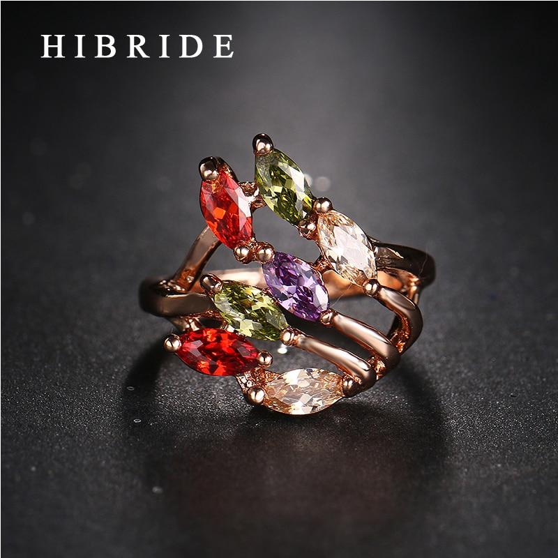 HIBRIDE Brand font b Luxurious b font font b Jewelry b font font b Wedding b