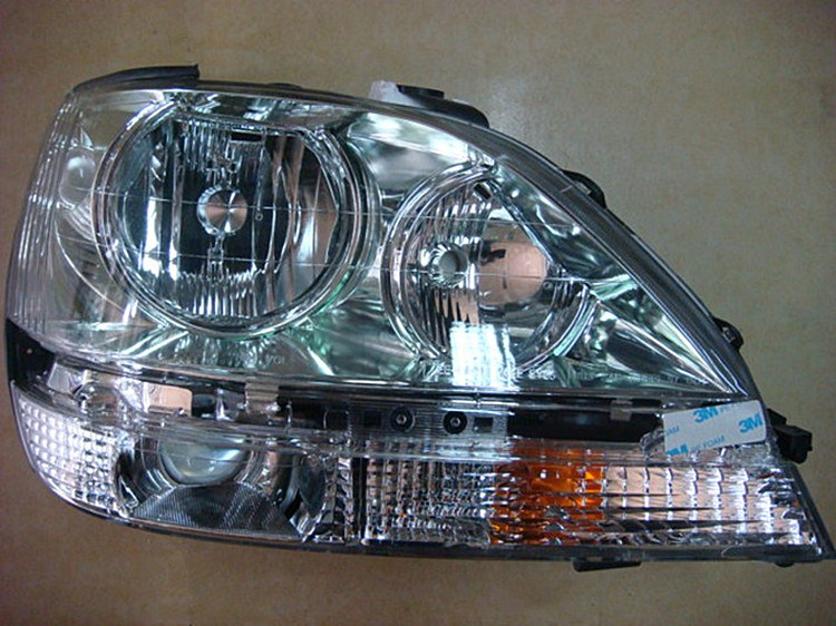 eOsuns headlight assembly for lexus RX300 HARRIER 1998-2002 ,2pcs