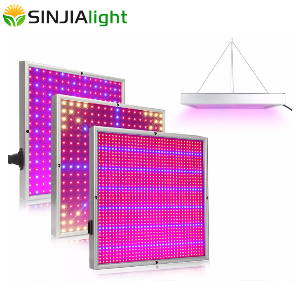 20W 30W 120W 200W LED Grow Light Full Spectrum Red+Blue Plant Phytolamp LED Lamp for Plants Aquarium Flowers Hydroponics Vegs