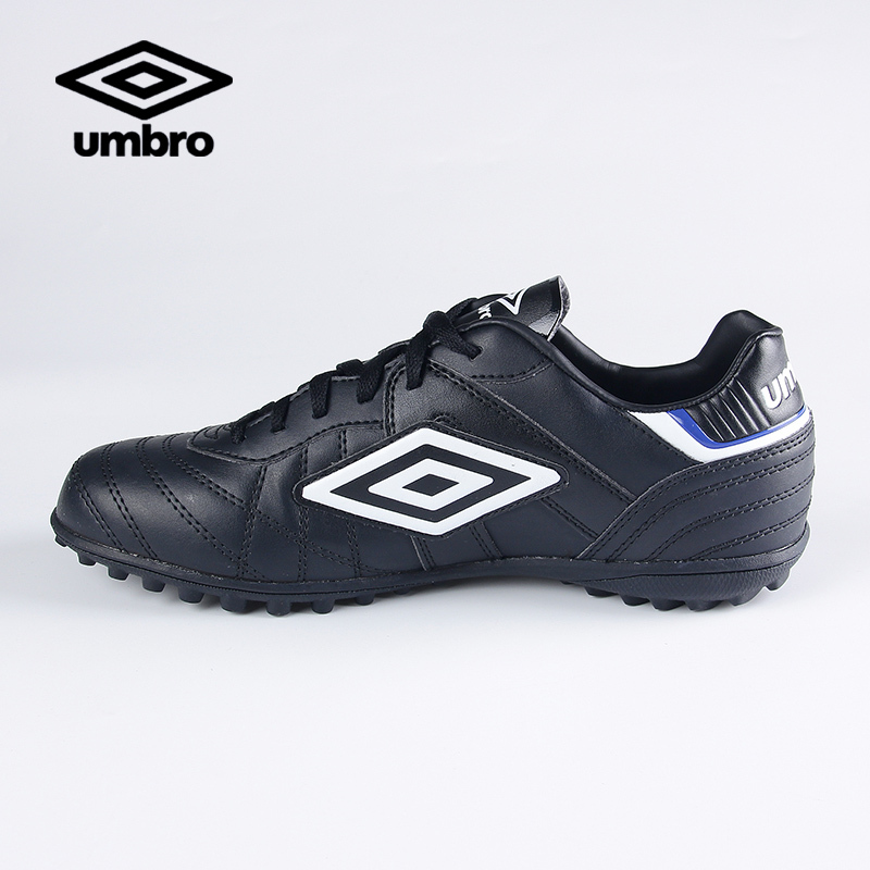 цена на Umbro Men's Football Shoes Turf Non-slip Wear-resistant Sports Indoor Football Shoes Sneakers Men Ucb90121