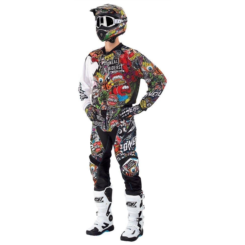 Free Shipping 2018 MX Mayhem Crank Racing Gear Motocross Off-road MX Dirt Bike Gear Jersey Pants Combo free shipping 7507 cnc aluminium gear shift shifter lever for ktm 65sx2008 motorcycle motocross enduro dirt bike off road mx