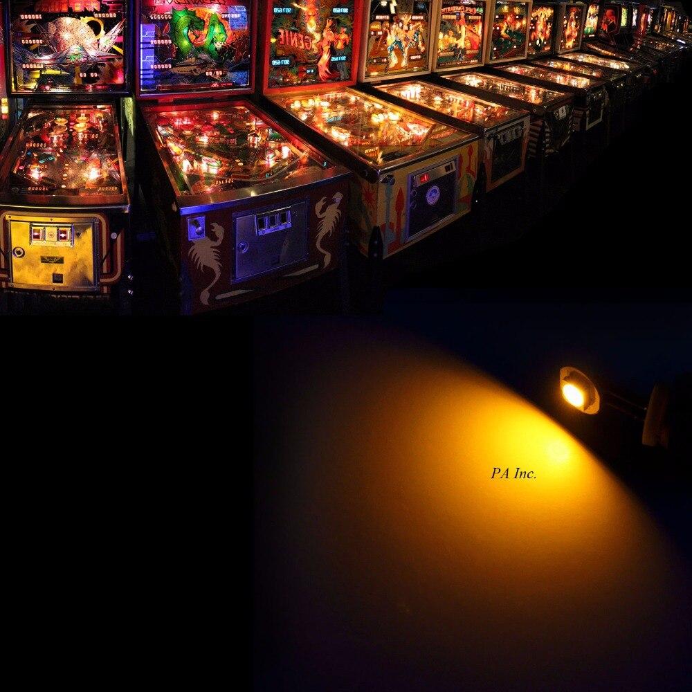 PA LED 10PCS x langırt maşın 1 LED 5050 - Avtomobil işıqları - Fotoqrafiya 6