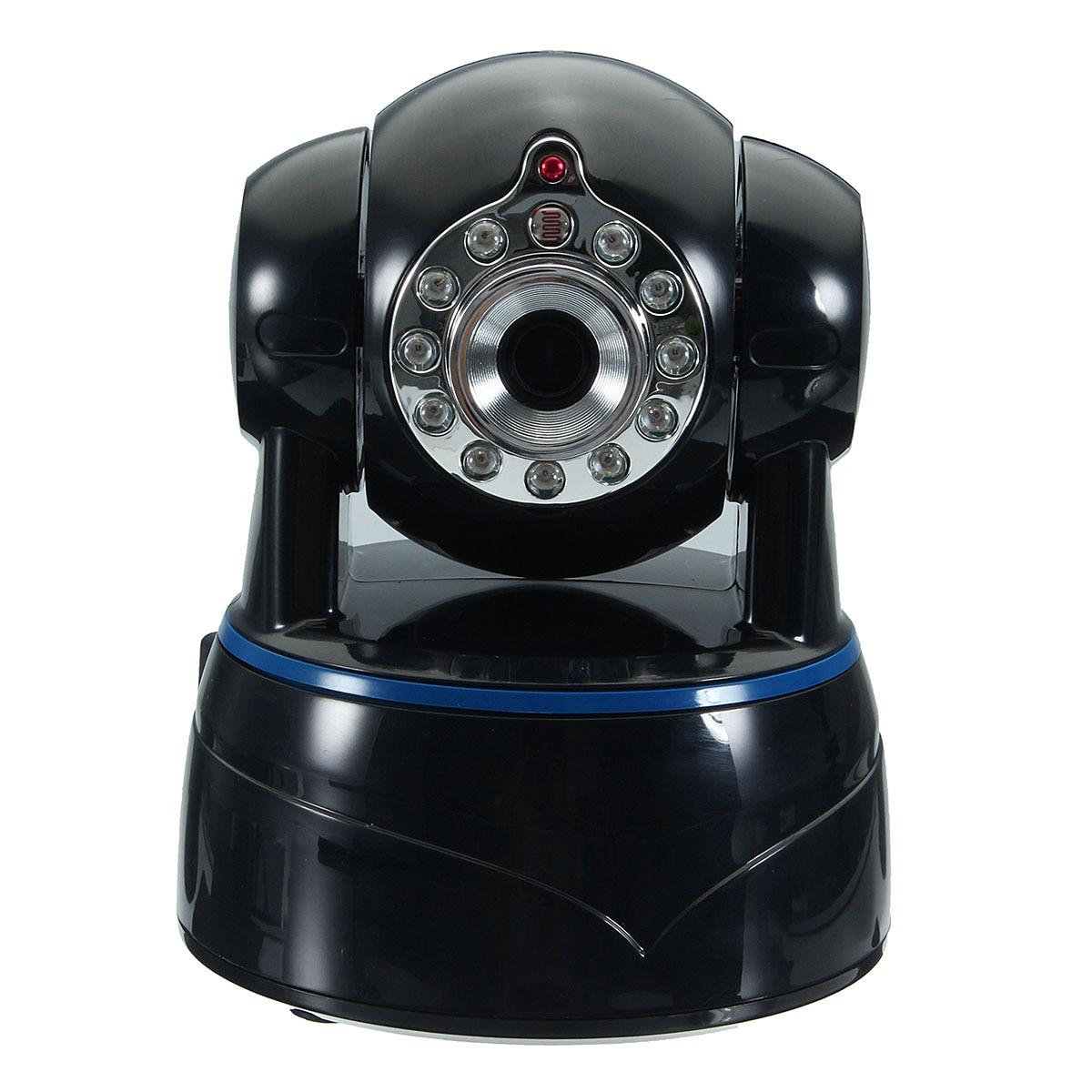 NEW Safurance Wireless 1080P Pan Tilt Network Security CCTV IP Camera Night Vision WiFi Webcam Home Safety Surveillance safurance mini wireless network wifi ip camera security nanny night vision cam surveillance home security