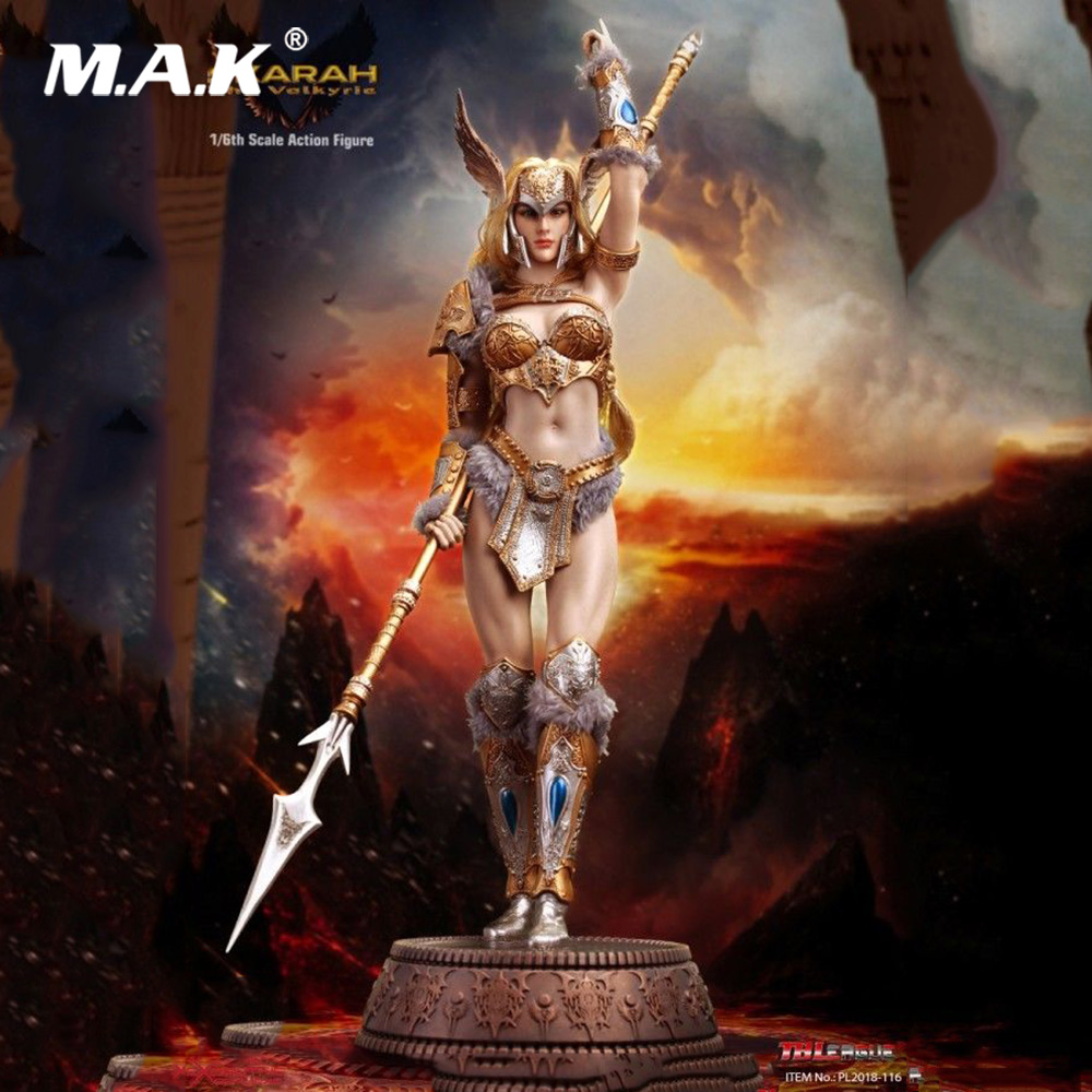 For Collection Full Set TBLeague 1/6 Female Valkyries Skarah The Valkyrie Woman Girl Seamless Body Action Figure PL2018-116 tbleague phicen pl2018 112 1 6th scale superhero comics the pro pro action figure w flexible body colletible model toys