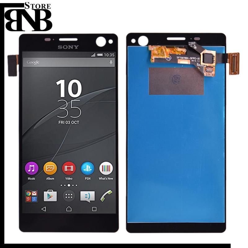 Original For Sony Xperia C4 E5303 E5306 E5333 E5343 E5353 E5363 LCD Display + Touch Screen Digitizer Assembly