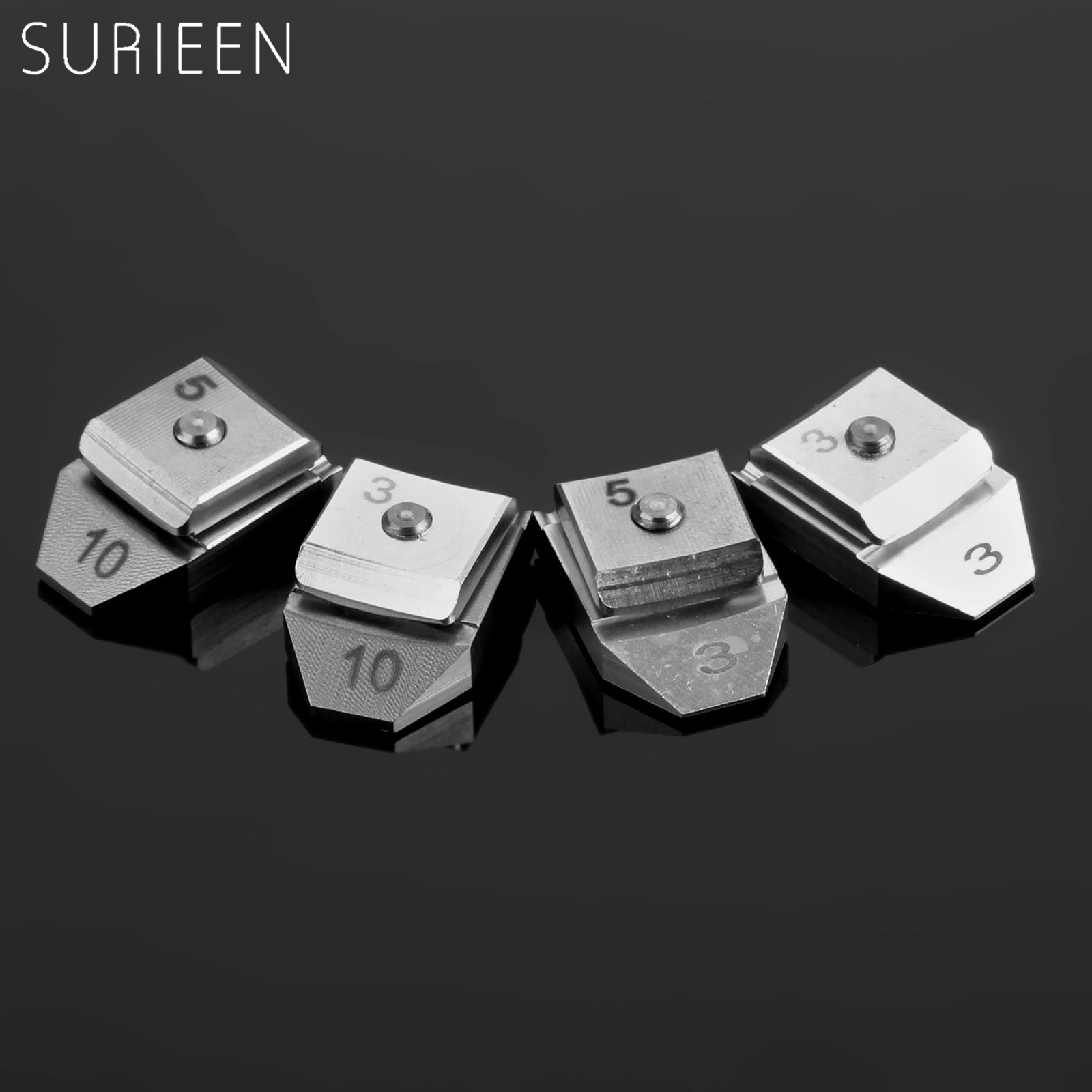 SURIEEN Silver 6g 8g 13g 15g Golf Weight Weights Movable Sliding Slider Adapter For R15 Driver Add Head Swing Weights