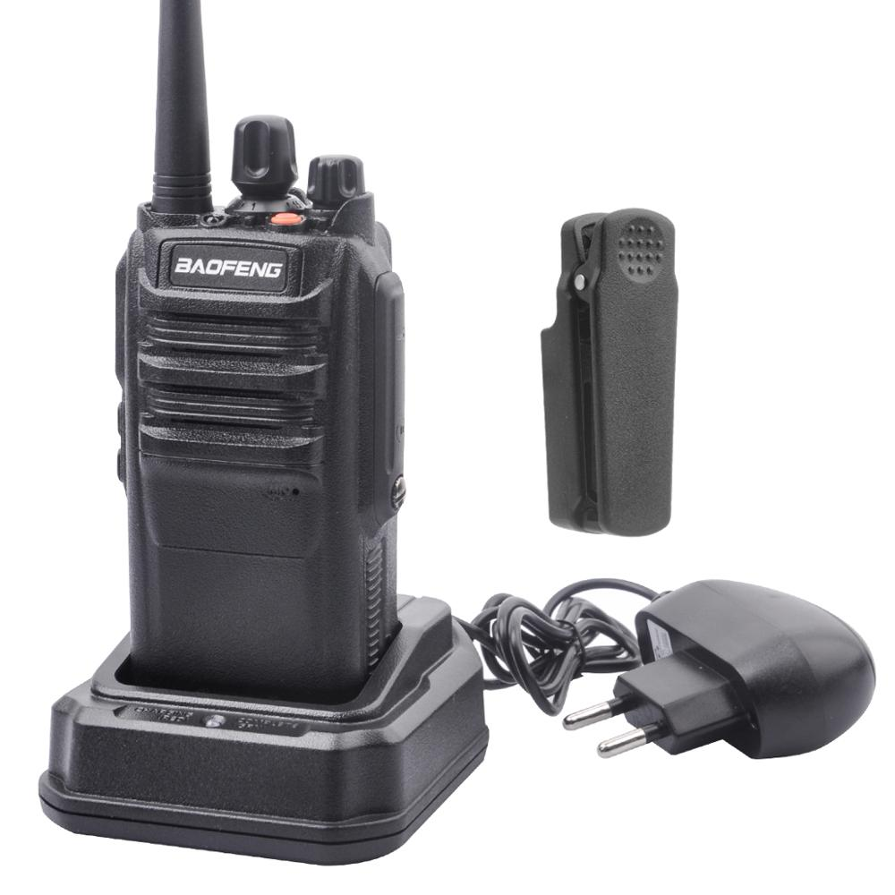 Baofeng 10W Waterproof Walkie Talkie S56 High Power Two-Way Radio UHF 3500mAh FM Transceiver IP67 Portable Ham Radio Station