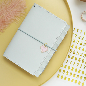 Image 5 - Yiwi מדדה מחברת סטנדרטי כיס דרכון עם 2 מילוי עבור יומי מתכנן מארגן בית ספר נייח