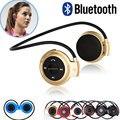 Mini503 auriculares inalámbricos bluetooth mini 503 deporte música estéreo auriculares + tarjeta sd micro + radio fm