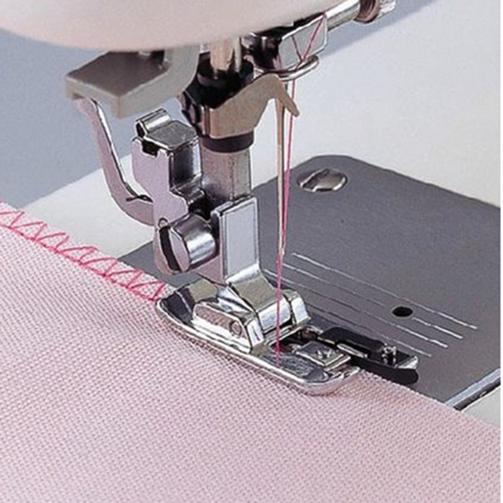 2Pcs/lot Household Sewing Machine Parts Presser Foot Edge Joining Foots For Brother Singer Janom Drop Shipping
